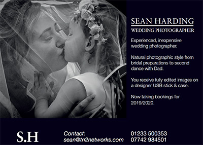 Sean Harding Wedding Photographer