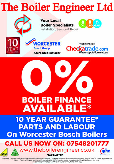 The Boiler Engineer Ltd